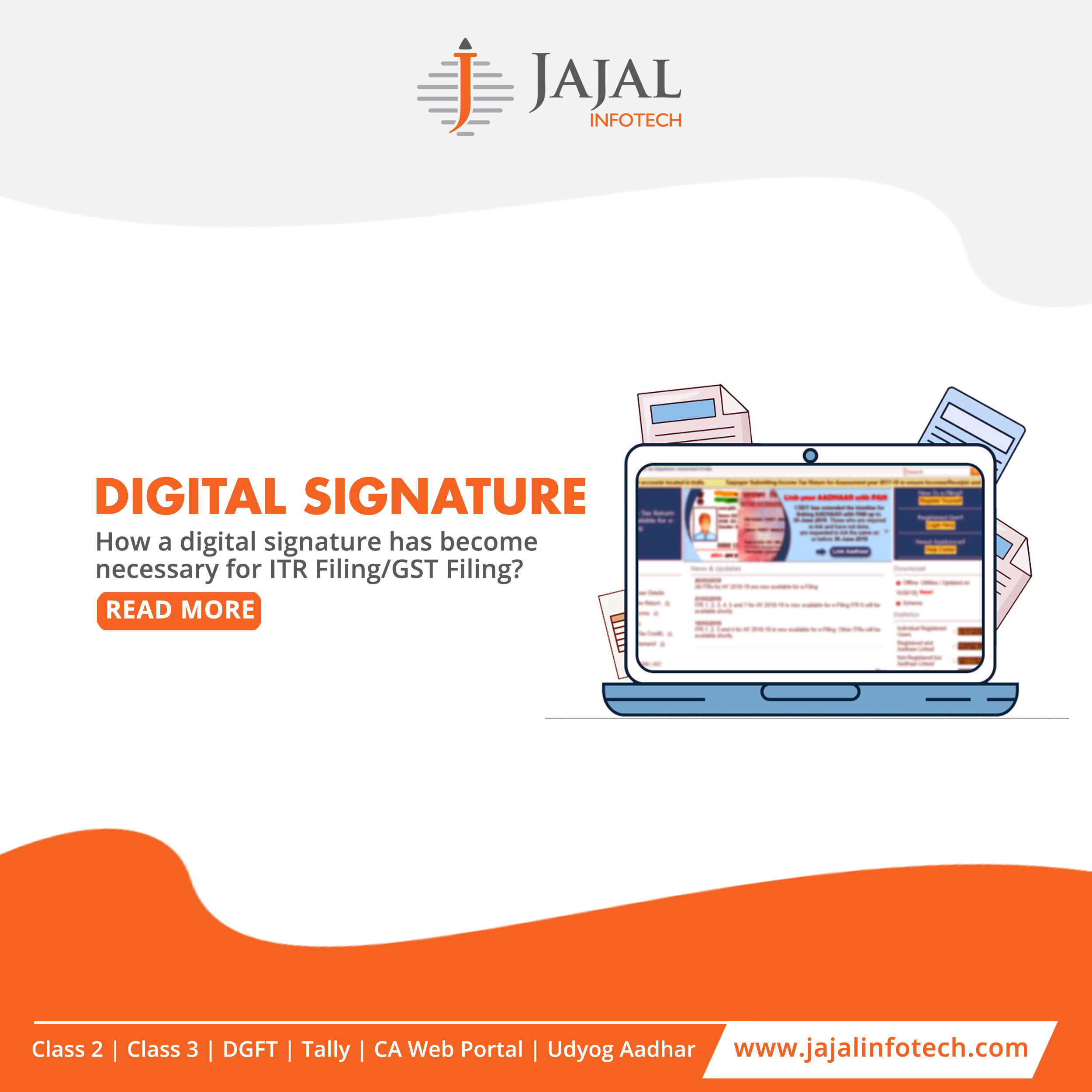 Digital Signature Certificate For DGFT