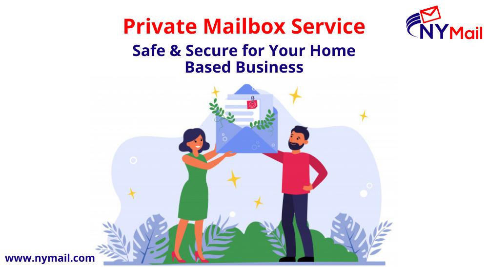 private mailbox service