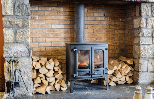 Enlisting Firewood and Its Alternatives for Indoor Use